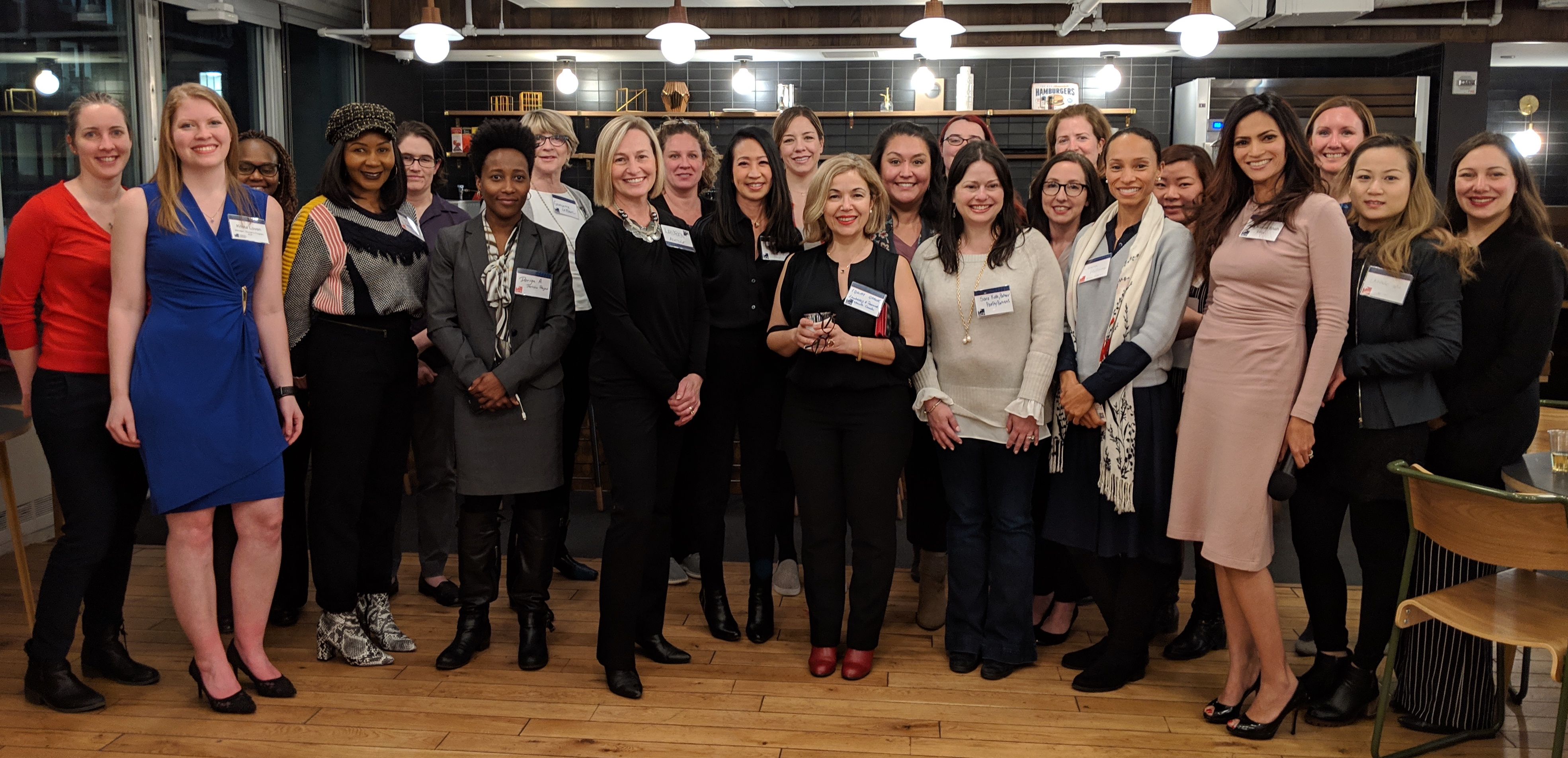 Women Networking in NYC