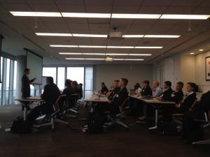 deloitte hosts professional development and networking event in dc
