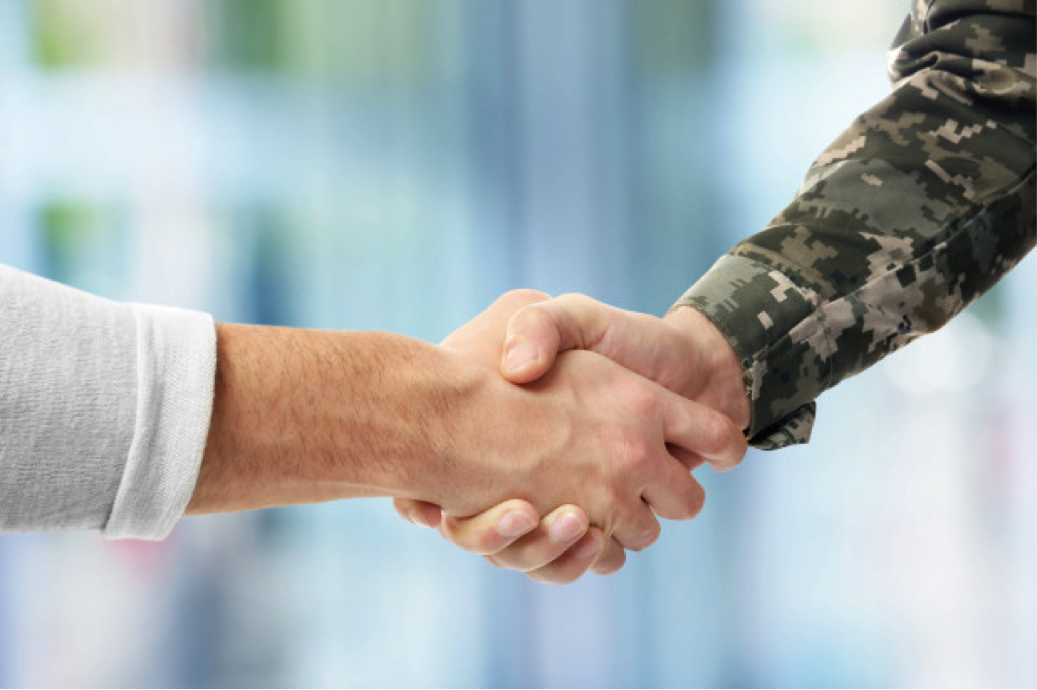 Transitioning From The Military To The Civilian World Of Work Can Feel Like A Minefield Do You Take The First Job Offer Or Interview For Several Jobs To